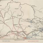 Карта вступления неприятеля в Смоленскую губернию и боя с ним Неверовского