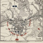 План сражения при Смоленске 5 августа