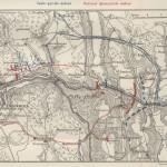 План боев при Гедеоновке, Валутиной и Лубине