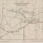 Карта для объяснения действий в окрестностях Смоленска