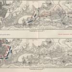 Планы сражений при Вязьме