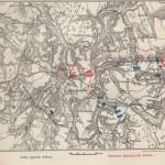 План Краснинских боев 4 и 5 ноября
