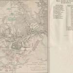 План сражения при Смоленске 5-17 августа 1812 г.