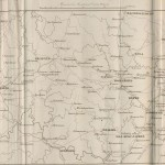 Карта для объяснения движений от Соловьевой переправы до Тарутина и обратно до Вязьмы