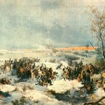 Петер фон Гесс. Сражение под Красным 6 ноября 1812 года. 1849.Эрмитаж, Санкт-Петербург