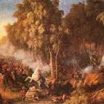 Петер фон Гесс.Сражение под Красным 2-го августа