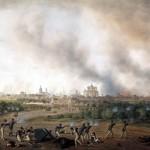 Адам Альбрехт - Сражение за Смоленск 18 августа 1812 г.