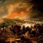 Ланглуа Ш. Наполеон в Смоленске, 6 августа 1812 г.